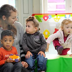 Pôle Petite Enfance - Fondation Poidatz