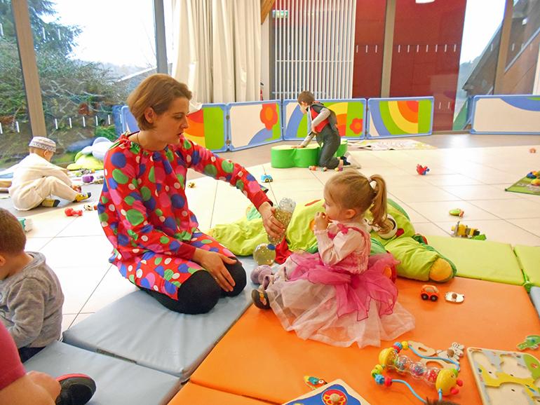 La Roulotte des petits - Fondation Ellen Poidatz